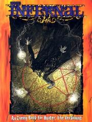 Cover of: The Infernal (Hunter the Reckoning)