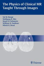 Cover of: Clinical 3T Magnetic Resonance