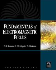 Cover of: Fundamentals of Electromagnetic Fields(with CD-ROM)