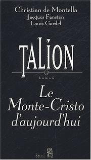 Cover of: Talion