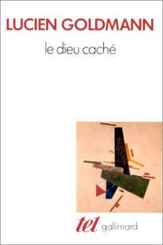 Cover of: Dieu Cache