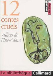 Cover of: 12 contes cruels