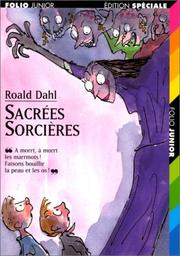 Cover of: Sacrees Sorcieres