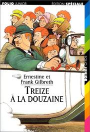 Cover of: Treize à la douzaine