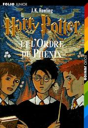 Cover of: Harry Potter Et L'Ordre Du Phenix