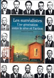 Cover of: Les Surrealistes