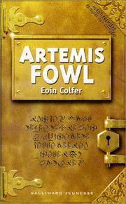 Cover of: Artemis Fowl (French Edition)