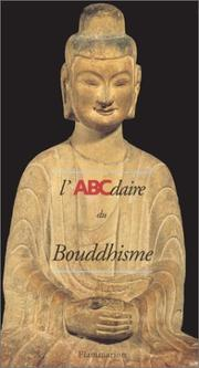 Cover of: L'ABCdaire du bouddhisme