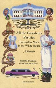 Cover of: All the Presidents' Pastries