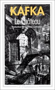 Cover of: Le Château