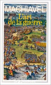 Cover of: L'art de la guerre
