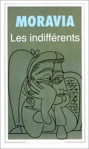 Cover of: Les Indifférents