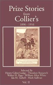 Cover of: Prize Stories from Collier's 1896-1916, Vol. 2