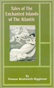 Cover of: Tales of the Enchanted Islands of the Atlantic
