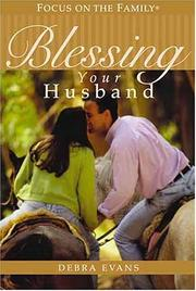 Cover of: Blessing Your Husband