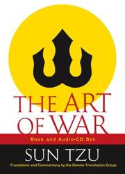 Cover of: The Art of War (Book and Audio-CD Set)