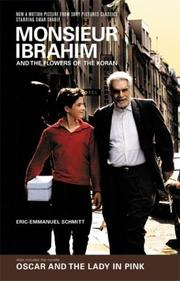 Cover of: Monsieur Ibrahim and the Flowers of the Koran & Oscar and the Lady in Pink