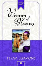 Cover of: Woman of Means (Daughters of Faith)