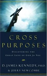 Cover of: Cross Purposes