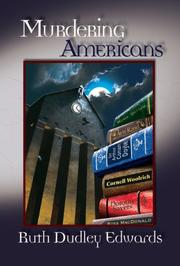 Cover of: Murdering Americans (Large Print)