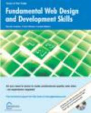 Cover of: Fundamental Web Design and Development Skills