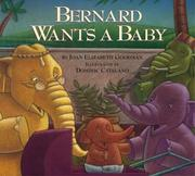 Cover of: Bernard Wants a Baby