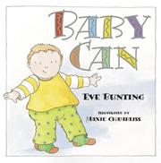 Cover of: Baby can