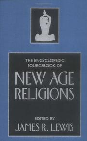 Cover of: The encyclopedic sourcebook of New Age religions