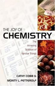 Cover of: The Joy of Chemistry