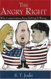 Cover of: The Angry Right