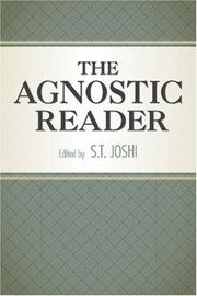 Cover of: The Agnostic Reader