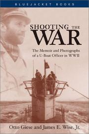 Cover of: Shooting the War