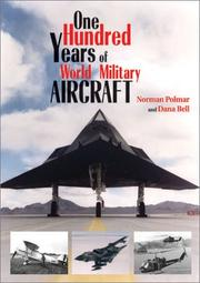 Cover of: One Hundred Years of World Military Aircraft