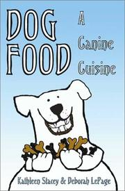 Cover of: Dog Food