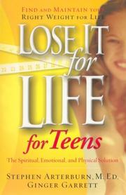 Cover of: Lose It for Life for Teens