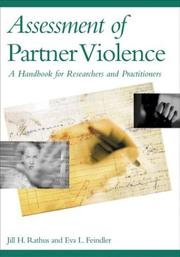 Cover of: Assessment of Partner Violence