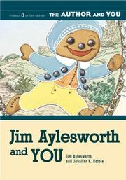 Cover of: Jim Aylesworth and YOU (The Author and YOU)