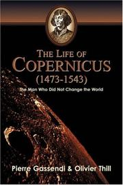 Cover of: The Life of Copernicus (1473-1543)
