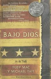 Cover of: Bajo Dios / Under God