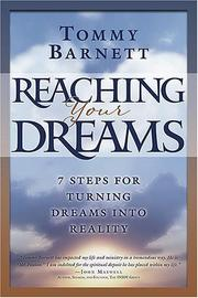 Cover of: Reaching Your Dreams