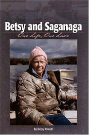 Cover of: Betsy And Saganaga