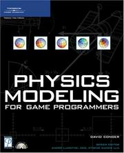 Cover of: Physics Modeling for Game Programmers