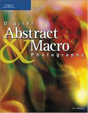 Cover of: Digital Abstract & Macro Photography (One Off)