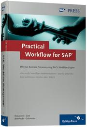 Cover of: Practical Workflow for SAP - Effective Business Processes using SAP's WebFlow Engine