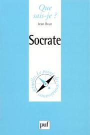 Cover of: Socrate