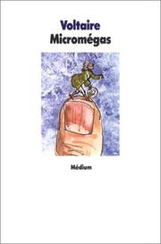 Cover of: Micromégas
