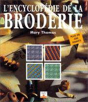 Cover of: L'Encyclopédie de la broderie
