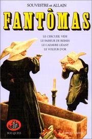 Cover of: Fantômas, tome 2