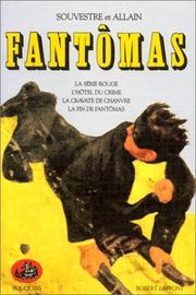 Cover of: Fantômas, tome 3