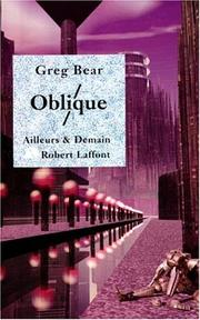 Cover of: Oblique